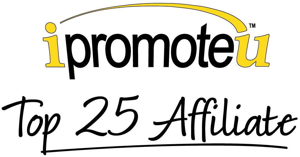 PromoMonster named Top 25 iPROMOTEu affiliate for the 2nd year in a row!